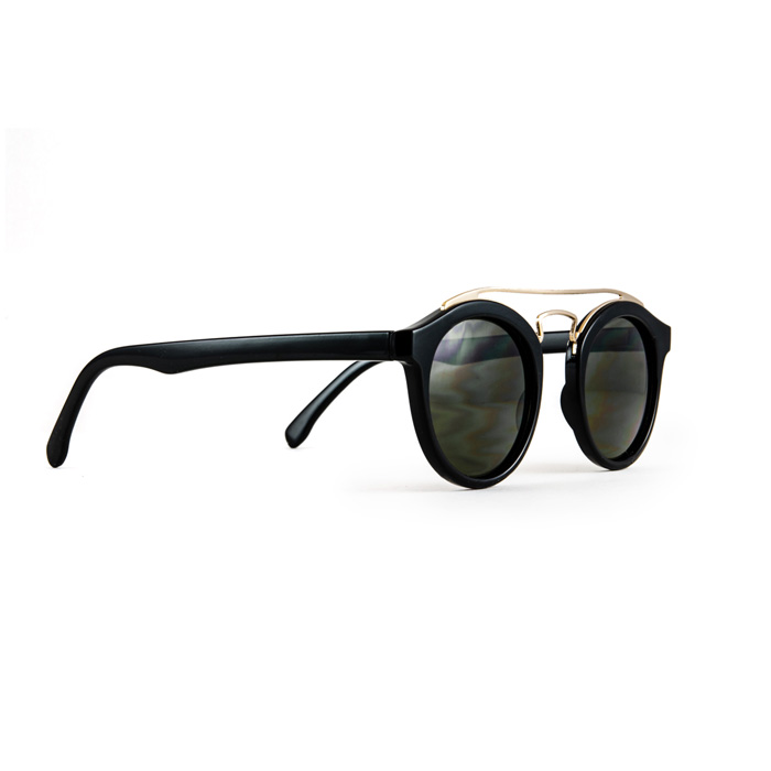 Aviator Sunglasses Without Top  tortoise metal bridge bar round circle sunglasses glasses vintage